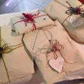 Gift boxes and baskets, 9